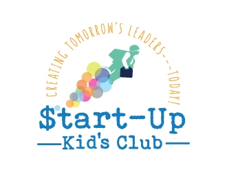 $tart-Up! Kids Club logo design