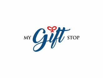 My Gift Stop logo design