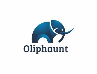 Oliphaunt logo design