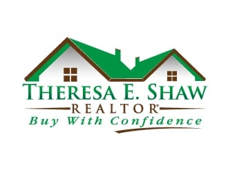 Theresa E. Shaw, REALTOR logo design
