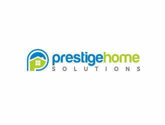 Prestige Home Solutions logo design