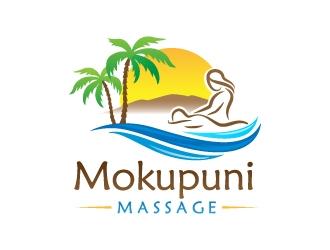 Mokupuni Massage logo design