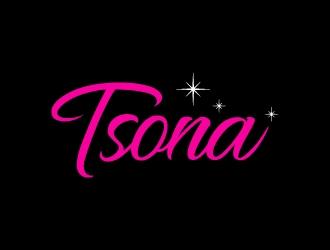 Tsona logo design