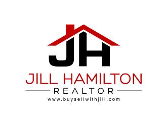 Jill Hamilton logo design