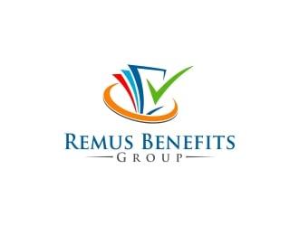 Remus & Associates, LLC Insurance Group logo design