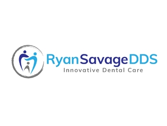 Ryan H. Savage DDS and associates logo design