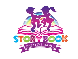 Storybook Creative Dance logo design
