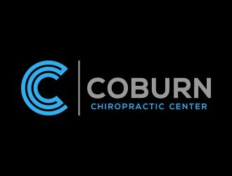 Coburn Chiropractic Center logo design