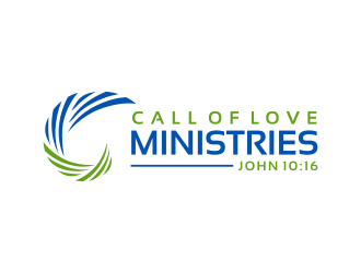 Call of Love Ministries  John 10:16 logo design