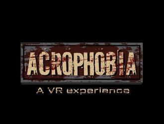Acrophobia logo design