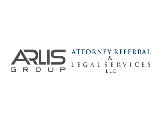 Attorney Referral & Legal Services, LLC logo design
