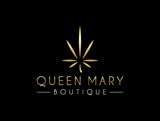 QUEEN MARY BOUTIQUE logo design