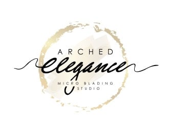 Arched Elegance logo design