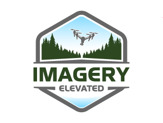 Imagery Elevated logo design