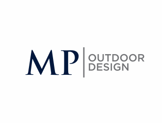 MP Outdoor Design logo design