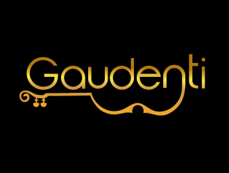 Gaudenti logo design
