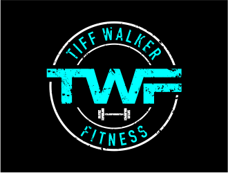 Tiff Walker Fitness logo design