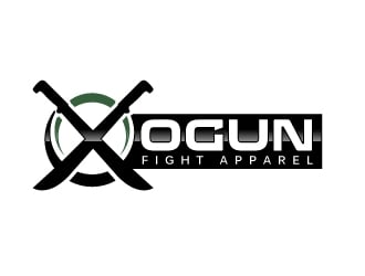 Ogun Fight Apparel Logo Design