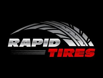 Rapid Tires logo design