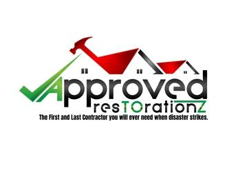 Approved RestorationZ logo design