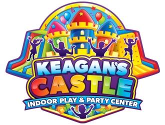Keagans Castle  logo design