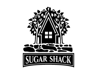 Sugar Shack logo design