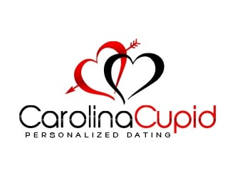 Carolina Cupid logo design