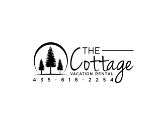 The Cottage logo design