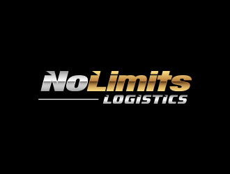No Limits Logistics logo design