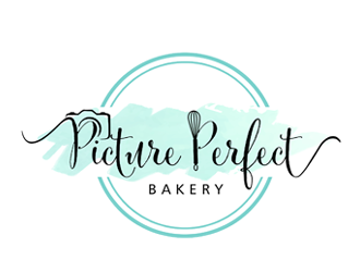 Picture Perfect Bakery logo design