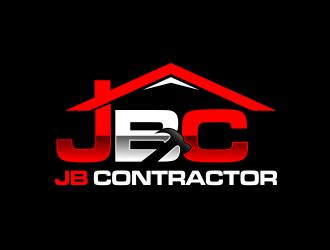JD Contractor logo design