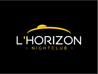 LHORIZON logo design