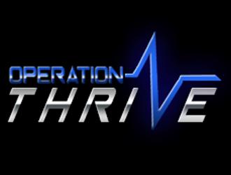 opthrive logo design