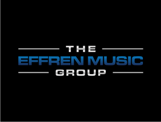 The Effren Music Group logo design