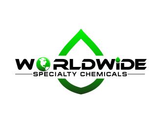 Worldwide Specialty Chemicals logo design