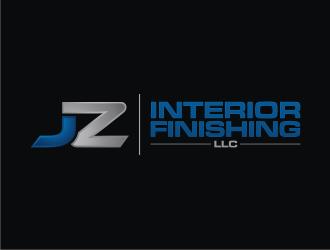 JZ Interior Finishing LLC logo design