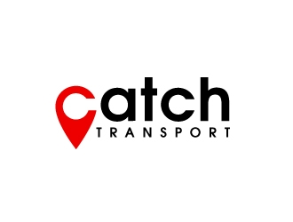 Catch Transport logo design
