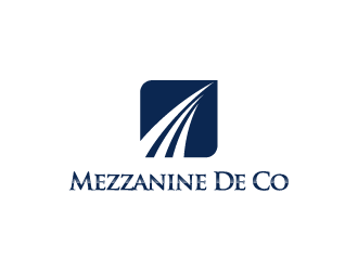 Mezzanine De Co logo design
