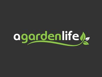 A Garden Life logo design