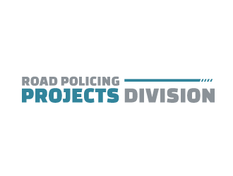 Road Policing Projects Division logo design