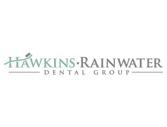 Hawkins Rainwater Dental Group logo design