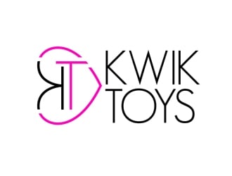 KwikToys logo design