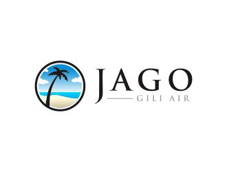 JAGO GILI AIR logo design