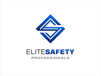 Elite Safety Professionals  logo design