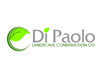 Di Paolo Design   Build   Landscape Construction Co logo design