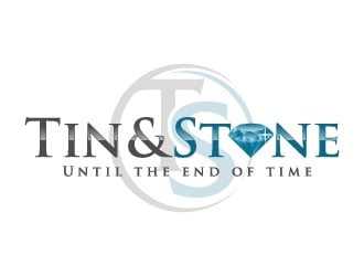 Tin and Stone    (slogan - Until the end of time (not sure if ill want with the logo??) logo design