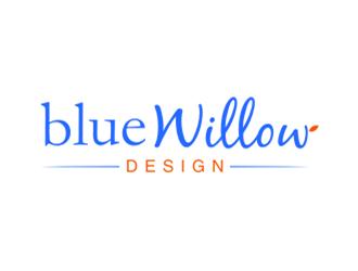 Blue Willow Design logo design