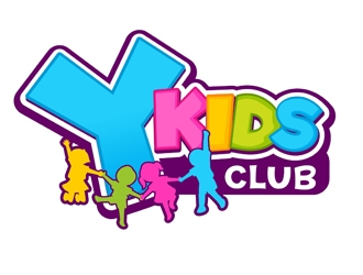 Ys Kids Club logo design