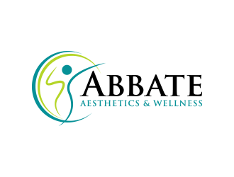 Abbate Aesthetics & Wellness logo design