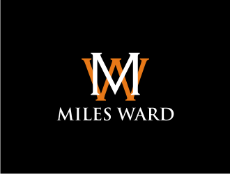 Miles Ward logo design